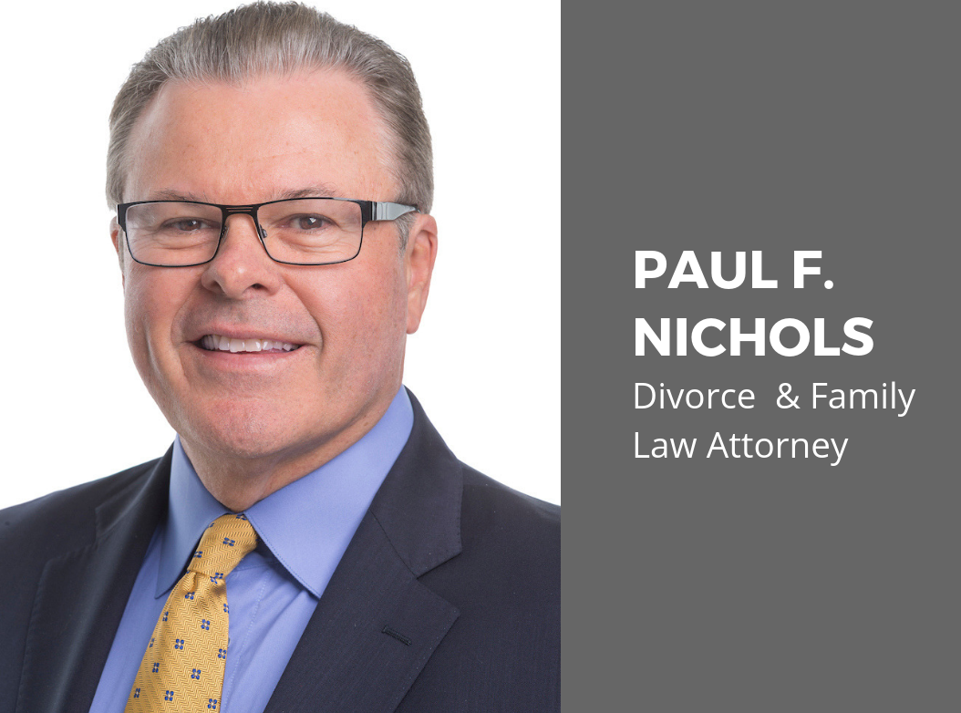 Divorce Attorney Paul F. Nichols Manassas VA