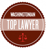 Washingtonian Magazine Top Lawyers