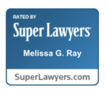 Super Lawyers | Melissa Ray | Nichols Zauzig