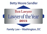 Best Lawyer of the Year - Betty Sandler