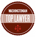 Top Lawyer-Washingtonian Magazine