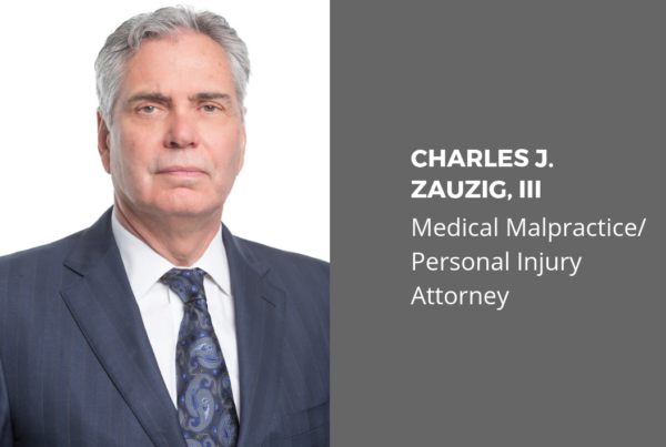 Best Lawyers® Personal Injury Lawyer of the Year for Northern Virginia 2019