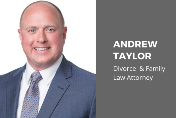 Top Divorce Attorney Andrew Taylor Joins Nichols Zauzig Woodbridge