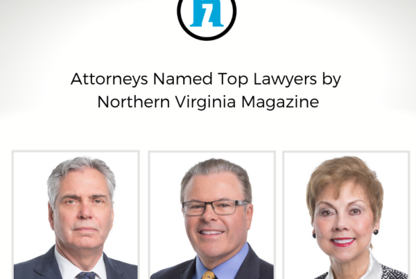 Paul Nichols named Top Divorce Attorney by Northern Virginia Magazine