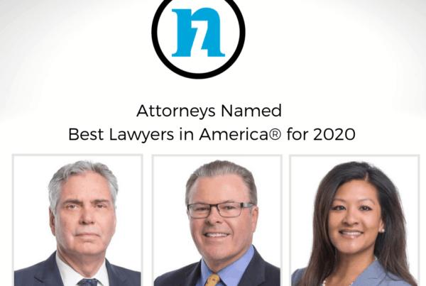 Nichols Zauzig Best Lawyers in America